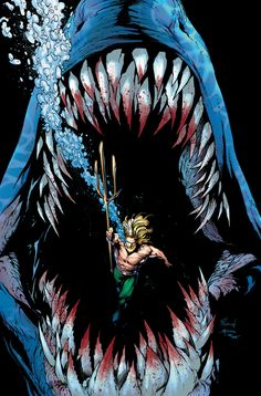 Aquaman by Robson Rocha, colours by Alex Sinclair * Dc Comics Superheroes, Dc Comics Characters, Fun Comics, Fictional Characters, Best Comic Books, Comic Books Art, Comic Art, I Am Batman, Superman