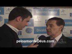 """MENSAGEM URGENTE DE DIVALDO FRANCO: """"a Nação corre perigo, o momento é crucial para o destino do país"""". - peloamordeDeus.com"""