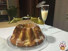 Mr WashiSan Cakes: Bundt cake de piña colada