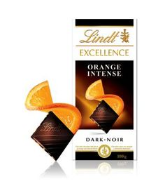 Lindt Intense Orange