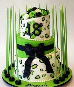 18Th Birthday Cake & Cupcake Ideas