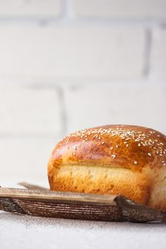 Brioche via Christelle is Flabbergasting #recipe