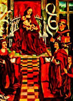 "Saatchi Art Artist ACQUA LUNA; Painting, ""99- Primer plano."" #art"