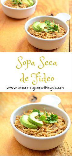 sopa seca de fideo i