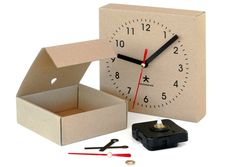 'clock box' by kibardindesign