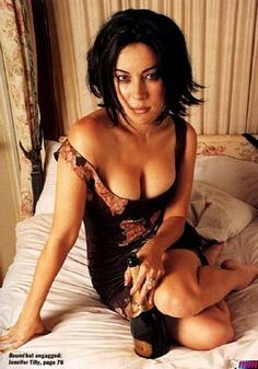 Was and Feet jennifer tilly topless apologise