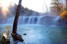 Natural Dam, Northwest Arkansas