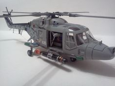 Westland Lynx, Model Building, Royal Navy, Beautiful Gorgeous, Scale Models, Diorama, Planes, Fighter Jets, Aircraft