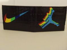 DUCT TAPE WALLET AIR JORDAN NIKE SUPER SHIPPING INCLUDED