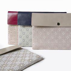 ISABō bags and good ideas #pochette #handmade #handbag