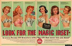 Vintage Bras From The 1950s Put Madonnas Cone Bras To Shame (PHOTO)