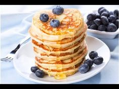 Looking for a gluten free pancakes recipe that is easy to whip up and yummy enough for a school lunch?