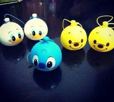 ||| Disney, Lilo & Stitch, Winnie-the-Pooh, Donald Duck, hang, ornament, tree, winter, solstice, gift, decor