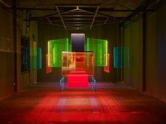 """""""Alone Together"""" Installation by Johanna Grawunder [Milan Design Week 18]"""