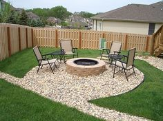 landscaping ideas for backyard fire pit  landscaping photos - backyard ideas fire pit