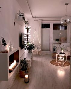 Upgrade your home. Fairy lights not only look super atmospheric on the – austin_evidea Upgrade your home. Fairy lights not only look super atmospheric on the Upgrade your home. Fairy lights not only look super atmospheric on the … Home Trends, Interior, Living Room Decor, Home Improvement Loans, Home Decor, Apartment Decor, Budget Home Decorating, Home Decor Store, Living Room Candles