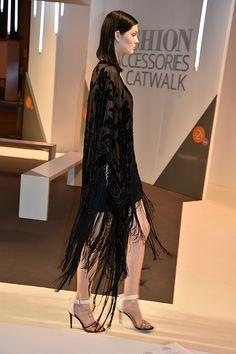 JayLey Catwalk Spring Fair 2016  Black Devore