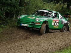 045 - Porsche 911 Safari (org. hist.Safari  2011) Gr 4 - Franz Wunderlich - GER