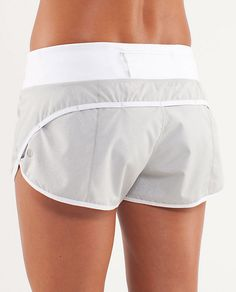 RUN: Speed Short so cute! White will go with anything to!