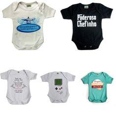 {babies} Bodys divertidos - Baby Dicas