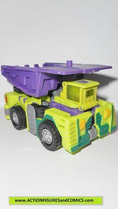Transformers universe LONGHAUL devastator dump truck target store exclusive…