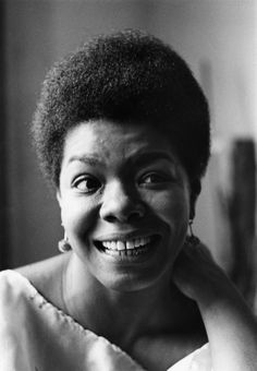 Remembering Maya Angelou<br /> [PHOTOS]