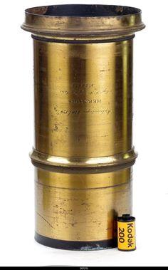 Brass Lens Hermagis Aplanatique 10/120cm 1200mm #hermagis