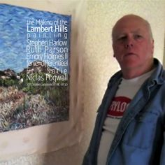 New Sound the Making of the Lambert Hills Painting on http://on.dailym.net/2oCVw4t #EmoryHolmesII, #ErikSatie, #Ferrie=Differentieel, #NiclasFogwall, #RuthParson, #Soundtrack, #SteveHarlow, #Video