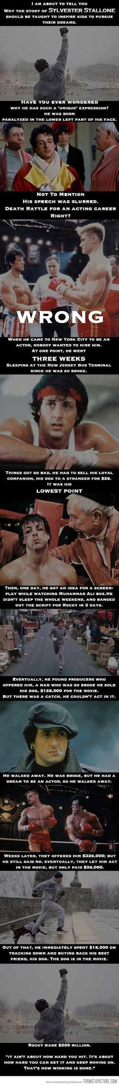 Rocky will always be number 1:)