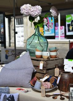 Decorator's Notebook pop up shop The Frome Independent 2014