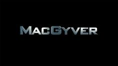 A secret agent unlike any other, MacGyver escapes perilous situations with nothing but a paper clip, his trusty knife and his wit. A dynamic reimagining of the hit TV series, this action packed origin story follows a young hero as he undertakes missions to save lives and change the world.  MacGyver stars Lucas Till and George Eads. Coming this Fall to CBS.
