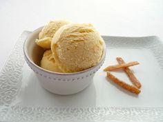 :pastry studio: Orange Spice Sherbet