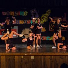 #dazzled by the upper camp #danceshow at #pointopines