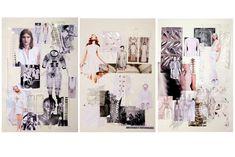 Fashion Sketchbook - fashion design development; visual research & design progression; fashion portfolio // Natasha Elliott
