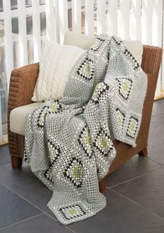 Projects To Try, Crochet Patterns, Plaid, Blanket, Smuk, Inspiration, Tv, Stapler, Chess