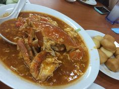 Chilli crab - Uncle Louis 899 at Woodgrove SG