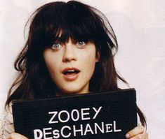 We love Zooey Deschanel and she is a hottie for sure. The New Girl is a great new show starring Zooey Deschanel so be sure to check out her hotness. Zooey Deschanel, Good People, Pretty People, Beautiful People, Perfect People, You're Beautiful, People People, Beautiful Ladies, Funny People