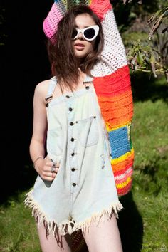 @UNIF Clothing Clothing Fern Overalls