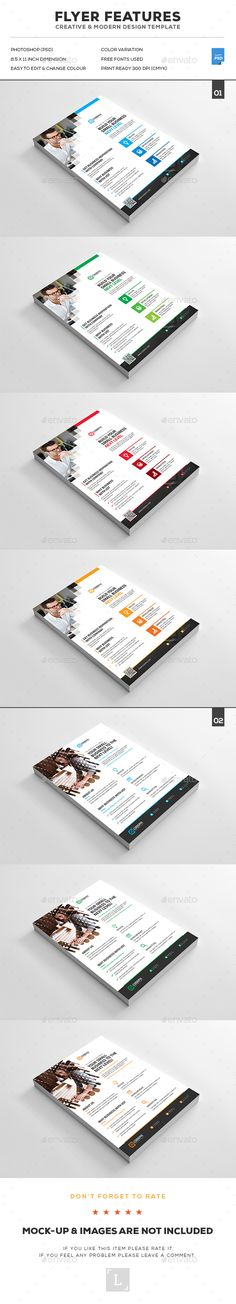 Flyer Template PSD Bundle. Download here: http://graphicriver.net/item/flyer-bundle/16666388?ref=ksioks