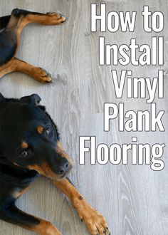 Tips & Tricks to help you with a successful DIY vinyl plank flooring installation. Tips & Tricks to help you with a successful DIY vinyl plank flooring installation. Floors And More, Vinyl Plank Flooring, Diy Flooring, Cool Diy Projects, Project Ideas, Wood Projects, Luxury Vinyl Plank, Diy Table, Decoration