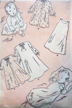 Advance 1996  Beautiful 1930s Vintage Pattern  by Clutterina
