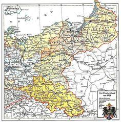 Ost-Deutschland 1914
