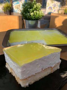 Baking Recipes, Cake Recipes, Dessert Recipes, Desserts, Lady Fingers Dessert, Greek Sweets, Greek Recipes, Lemon Recipes, Cake Cookies