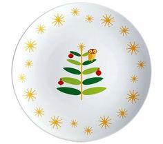 Rachael Ray Holiday Hoot 14 Round Platter — QVC.com
