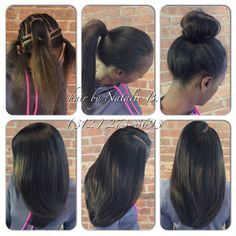 ‼️‼️‼️FOR RATES, CALL OR TEXT ME AT (312) 273-8693‼️‼️‼️ Up early this Sunday morning, changing lives one head at a time! ...PERFECT PONY SEW-IN HAIR WEAVES by Natalie B. (312) 273-8693...IG: @iamhairbynatalieb...FACEBOOK: Hair by Natalie B. .....ORDER HAIR: www.naturalgirlhair.com.