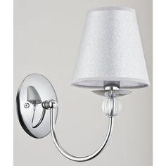 Flush Lighting, Dar Lighting, Wall Sconce Lighting, Wall Sconces, Caravaggio, Wall Spotlights, Chrome Colour, Dcor Design, Aluminium