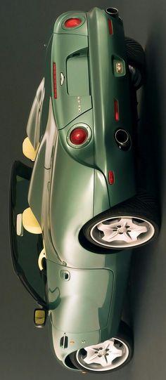 Aston Martin DB-R1 Zagato Convertible by Levon