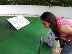 Parque das Águas em São Lourenço #viajarcorrendo #parquedasaguas #saolourenço #água