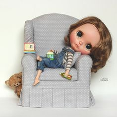 I'm feeling too lazy...   by Passion for Blythe