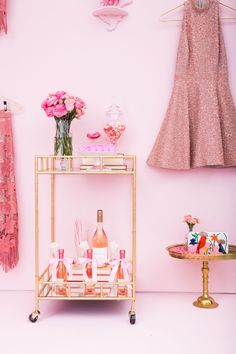 Millennial pink is the new black